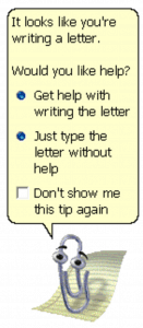 This was clippy