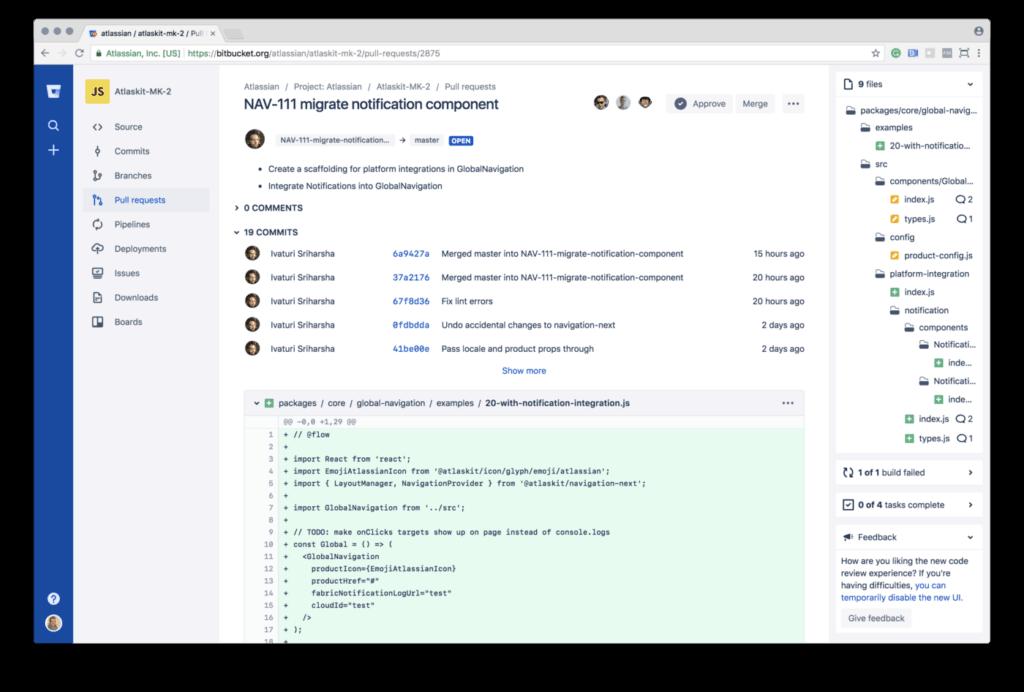 Atlassian Bitbucket Upgrades