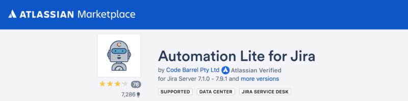 free jira add on automation Lite