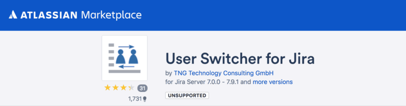 Free jira app switcher for jira