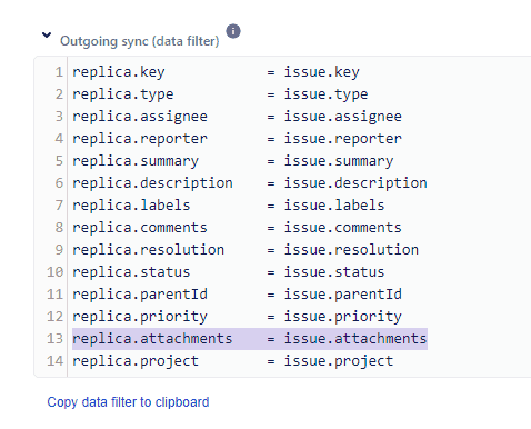Flexible Jira Issue Sync