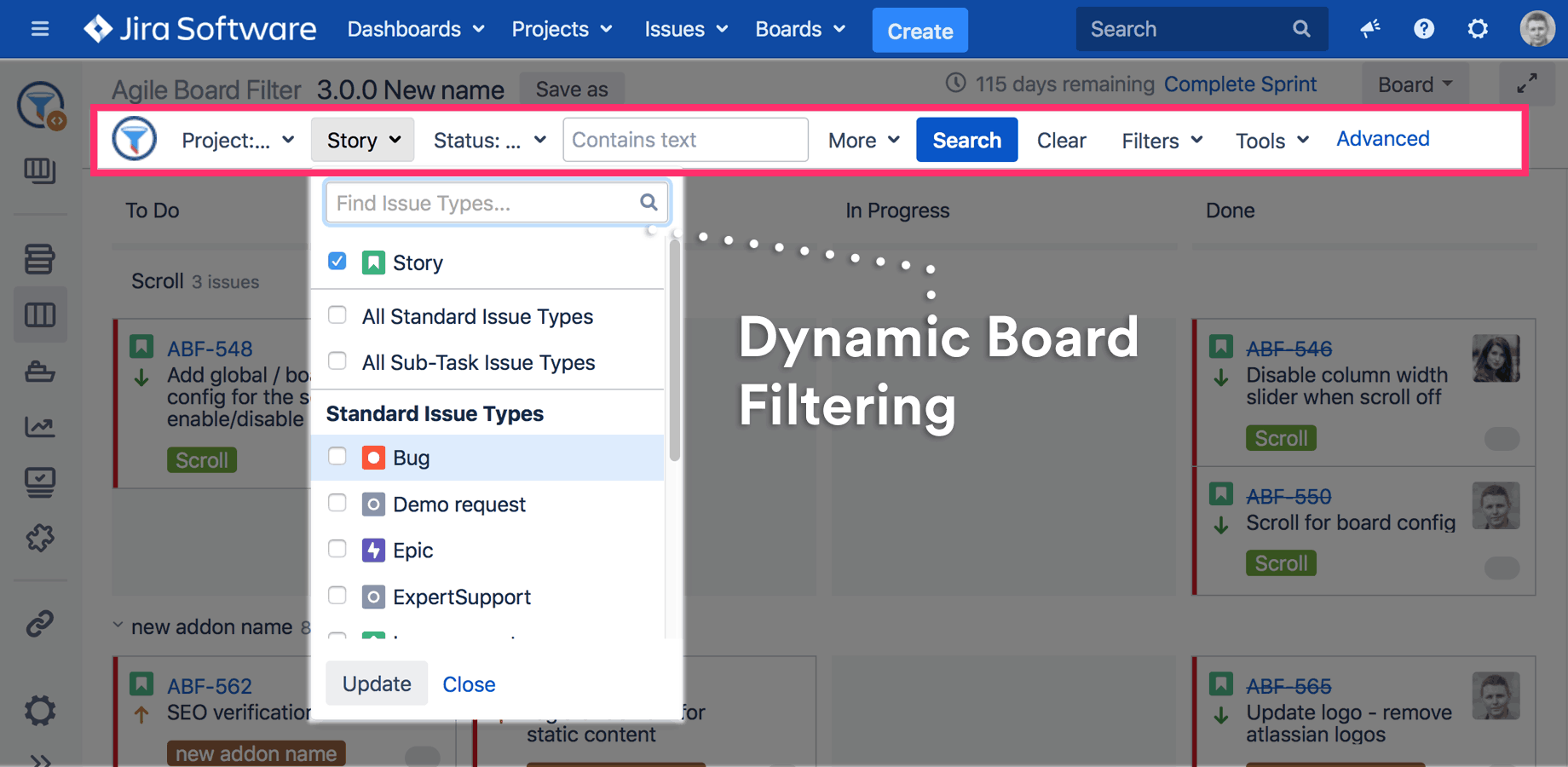 Agile Tools & Filters for Jira