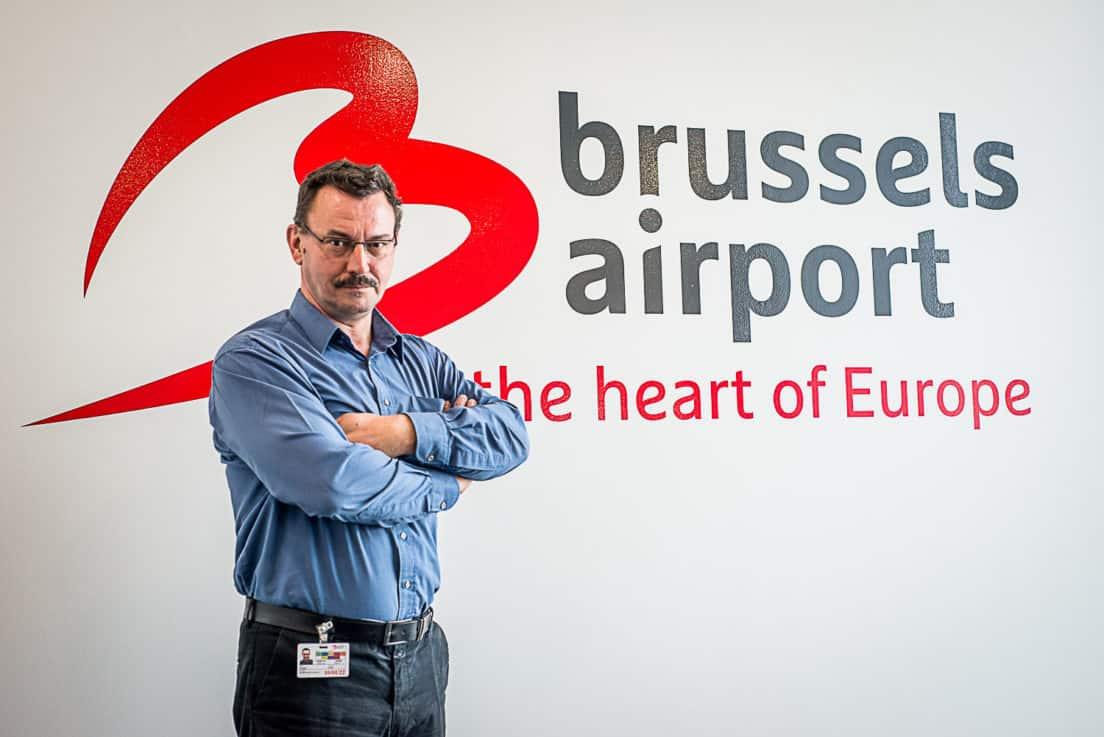 brussels airport idalko