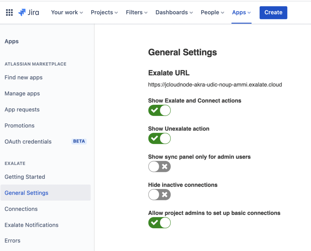 Integration Jira to ServiceNow console