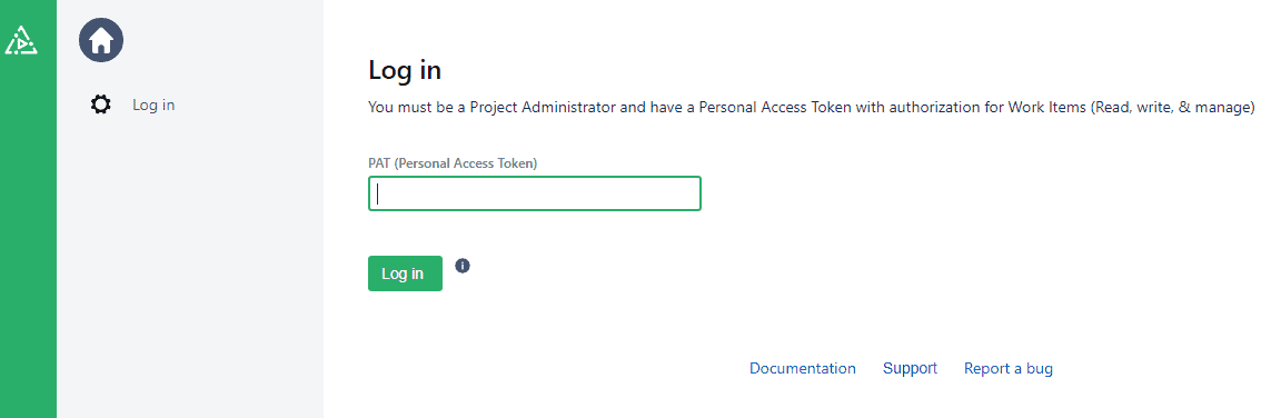 exalate for azure devops integration login