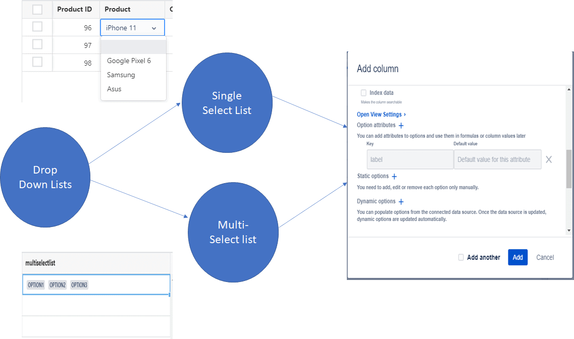 TG dynamic entry option for quotes in jira