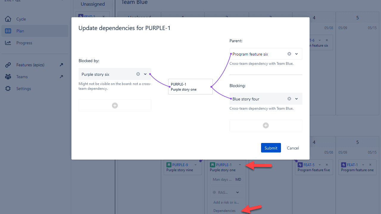 update a dependency in jira app for safe