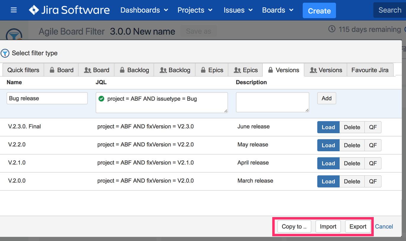 Agile Tools & Filters for Jira Software